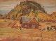 Thumbnail of Artwork by Alexander Young Jackson,  Farm at Avoca, Quebec