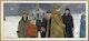 Thumbnail of Artwork by Jean Paul Lemieux,  Basse messe, dimanche