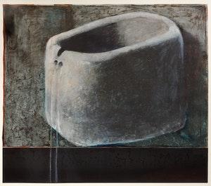 Artwork by Betty Roodish Goodwin, La mémoire du corps XVII (1991-92)