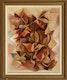 Thumbnail of Artwork by Bertram Richard Brooker,  Autumn Bouquet