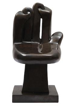 Artwork by Sorel Etrog, Small Chair (Hand)