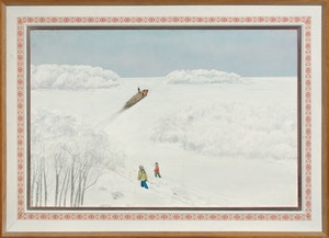 Artwork by William Kurelek, Brothers