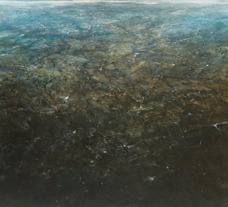 Artwork by Ronald William Bolt,  Arctic One, Toward the Polar Seas