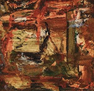 Artwork by Rita Letendre, Le rêve d'ondine, 1953