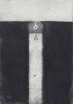 Artwork by Hugh Mackenzie, Window Blind