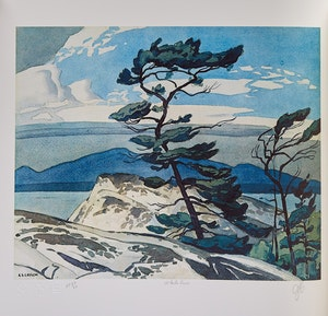 Artwork by  Paul Duval and Alfred Joseph Casson, Casson's Cassons