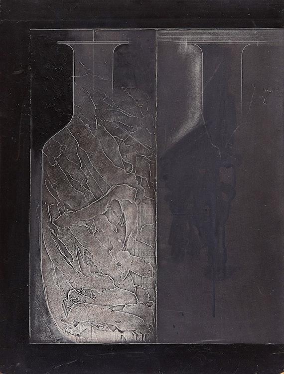 Artwork by Kenneth Webb,  Study A