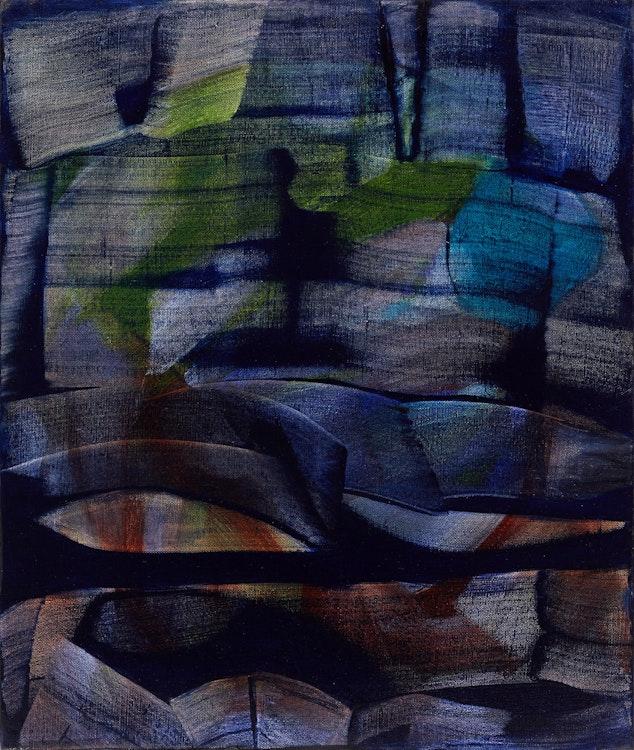 Artwork by Gregg Simpson,  Natural Totem