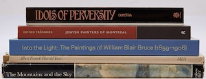 Artwork by  Books and Reference, Six Art History Reference Books