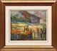 Thumbnail of Artwork by Donald Besco,  Vegetables & Fruit, Kensington Mkt.