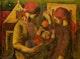 Thumbnail of Artwork by William Arthur Winter,  The Orange Ball