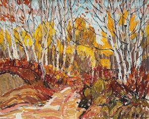 Artwork by Randolph Stanley Hewton, Gatineau
