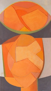 Artwork by Douglas Gibb Morton, Untitled Abstraction