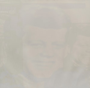 Artwork by Andy Warhol, Flash - November 22, 1963 [II.38]