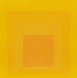 Artwork by Josef Albers, I-S F