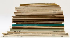 Artwork by  Books and Reference, Forty Miscellaneous Artist Exhibition Catalogues