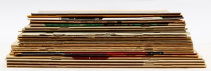 Artwork by  Books and Reference, A Selection of Thirty Exhibition Catalogues