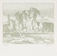 """Thumbnail of Artwork by  Books and Reference,  Paul Duval, """"A.J. Casson""""; A.J. Casson """"Sunlit Isle"""" lithograph"""