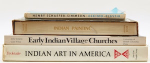 Artwork by  Books and Reference, Five Indigenous and Inuit Art Reference Books