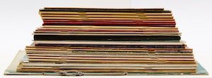 Artwork by  Books and Reference, Thirty-Two Exhibition Catalogues and Art Journals