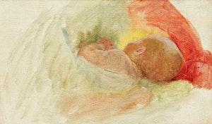 Artwork by Mary Alexandra Bell Eastlake, Newborn