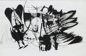 Artwork by Albert  Dumouchel, Sans titre
