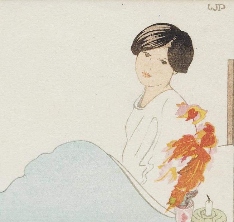 Artwork by Walter Joseph Phillips,  Soft Maple