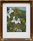 Thumbnail of Artwork by Peleg Franklin Brownell,  Trilliums