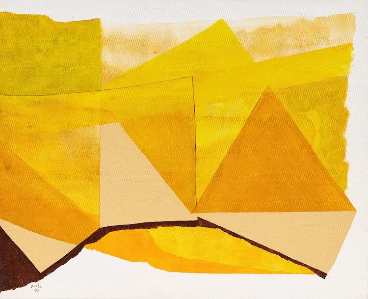 Artwork by Claude Dulude,  Jour de fête