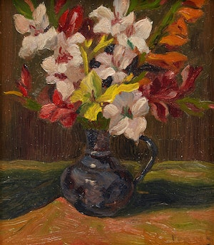 Artwork by Albert Jacques Franck, Floral Still Life