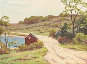 Artwork by George Thomson, Along the West Shore
