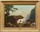 Thumbnail of Artwork by Karel Uher,  Bauernhof (Farm)