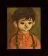 Thumbnail of Artwork by William Arthur Winter,  Boy in Suspenders
