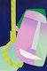 Thumbnail of Artwork by Claude Le Sauteur,  Le scabreux; L'humour noir; Le ridicule