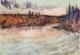 Thumbnail of Artwork by William Abernethy Ogilvie,  Evening Sky, Algonquin