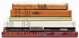 Artwork by  Books and Reference, A Selection of Six Books
