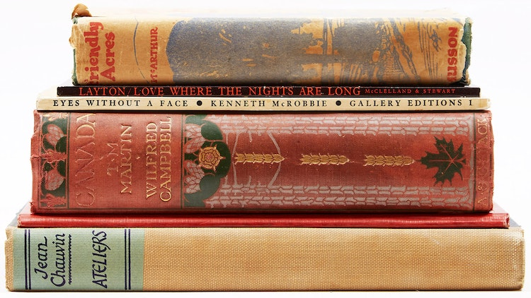 Artwork by  Books and Reference,  Six Books on the Arts