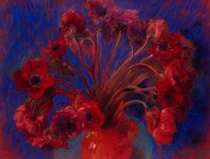 Artwork by Joseph Francis Plaskett, Floral Still Life
