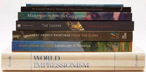 Artwork by  Books and Reference, A Selection of Twelve Art Reference Books