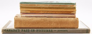 Artwork by  Books and Reference, Canadian Art Reference Books and CNE Catalogues