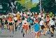 Thumbnail of Artwork by Molly Lamb Bobak,  The Bike Race