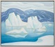 Thumbnail of Artwork by Doris Jean McCarthy,  Iceberg & Floes