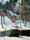 Thumbnail of Artwork by Maurice Galbraith Cullen,  The Deep Pool