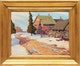 Thumbnail of Artwork by John William Beatty,  Old Landmark, Kearney, Ont.