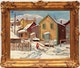 Thumbnail of Artwork by Frederick Grant Banting,  Cobalt