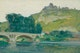 Thumbnail of Artwork by Clarence Alphonse Gagnon,  Château Galliard, Les Andelys