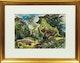 Thumbnail of Artwork by Jack Hamilton Bush,  Tangled Trees