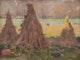 Thumbnail of Artwork by John William Beatty,  Harvest Time, Ontario