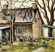 Thumbnail of Artwork by Marc-Aurèle Fortin,  Vieille maison