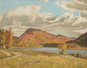 Artwork by Alfred Joseph Casson, Conroy Marsh